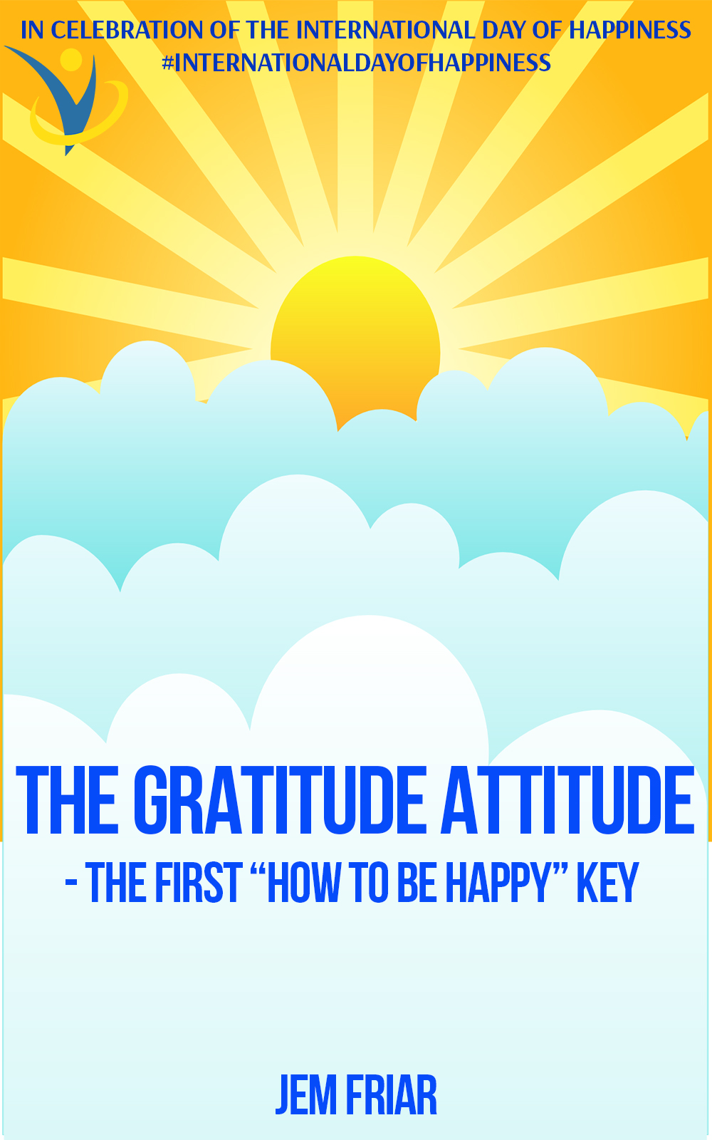 Free Happiness e-book for #internationaldayofhappiness
